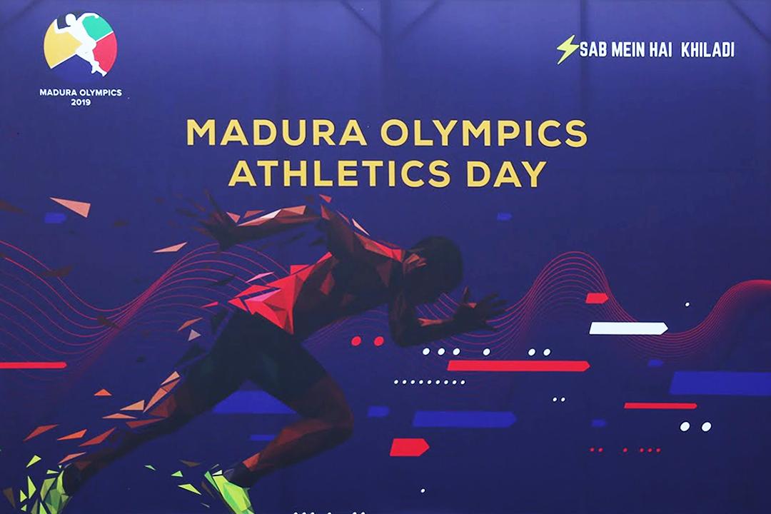 Ready, Set, Go: Madura Olympics 2019
