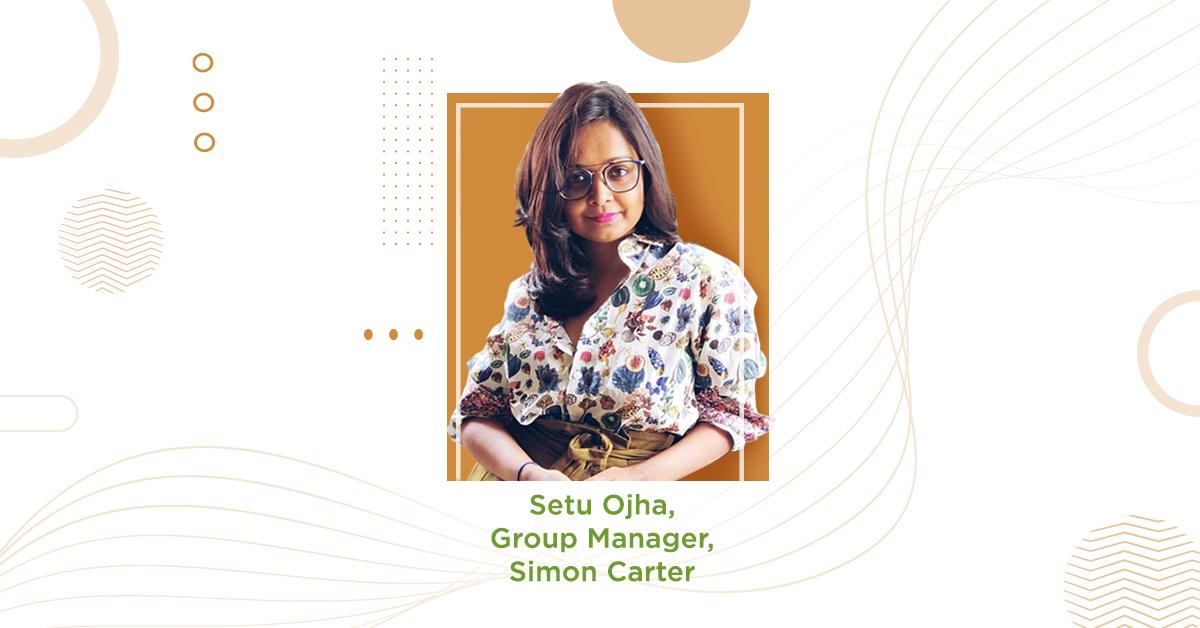 Setu Ojha, Group Manager, Simon Carter Decodes the perfect Interview ensemble