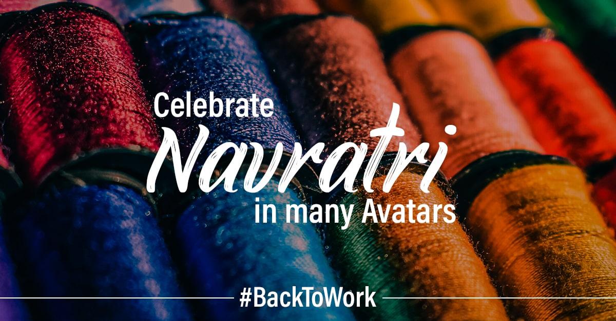 Celebrate Navaratri Hues with ABFRL